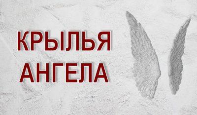 "Декор для интерьера ""Крылья Ангела"""