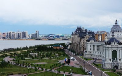 Открылось представительство в Казани