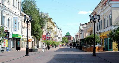 Теперь мы представлены в Нижнем Новгороде